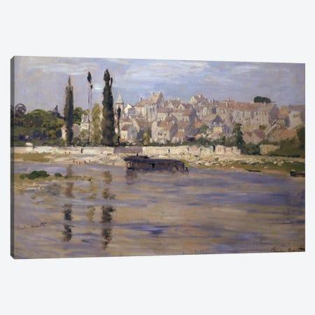 Carrieres-Saint-Denis, 1872  Canvas Print #BMN1714} by Claude Monet Canvas Art Print
