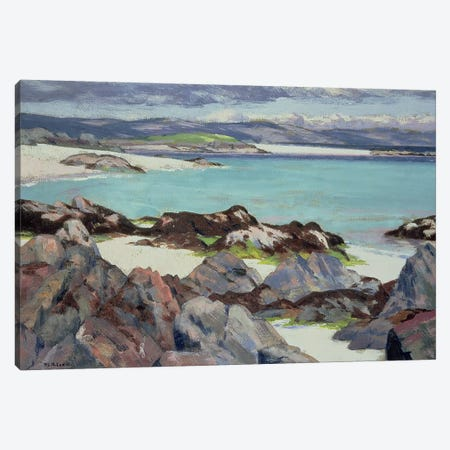 Iona, The East Bay, 1928  Canvas Print #BMN1717} by Francis Campbell Boileau Cadell Art Print
