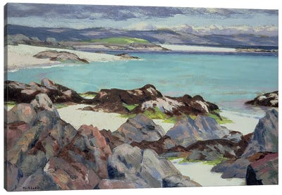 Iona, The East Bay, 1928 Canvas Art Print