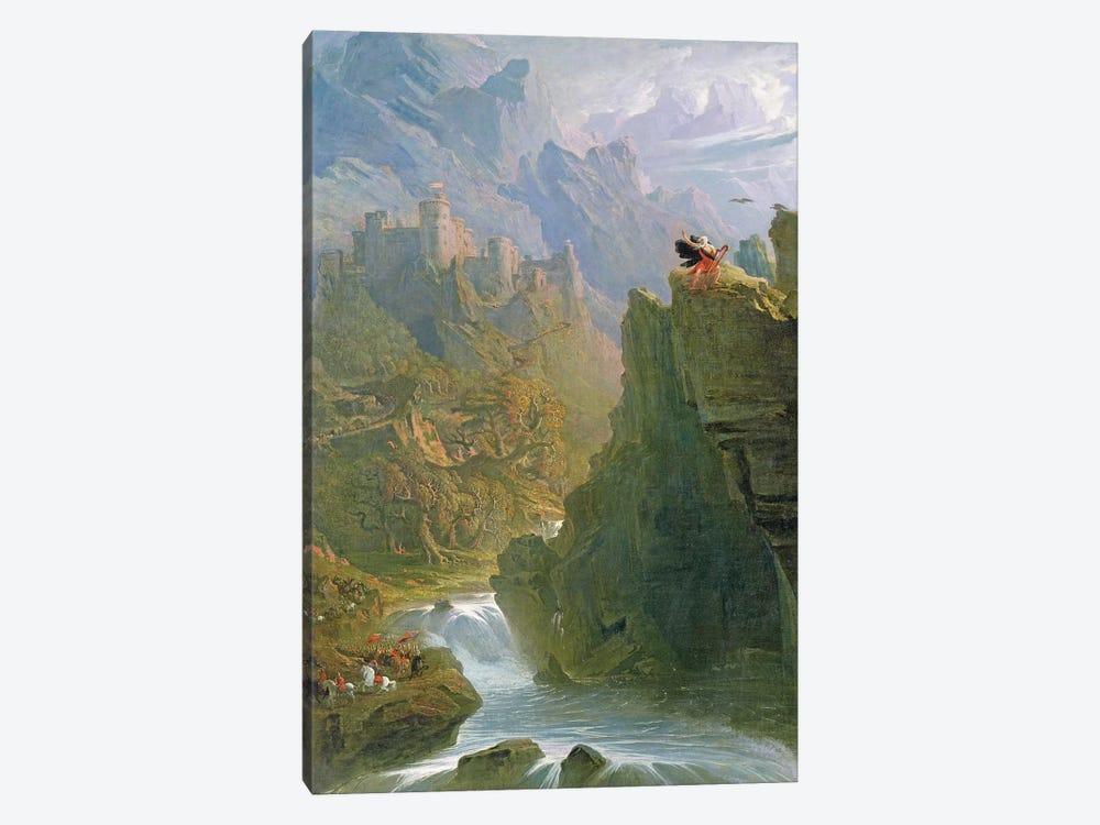 The Bard, c.1817  by John Martin 1-piece Art Print