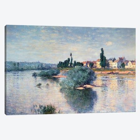 Lavacourt, 1880  Canvas Print #BMN181} by Claude Monet Canvas Print