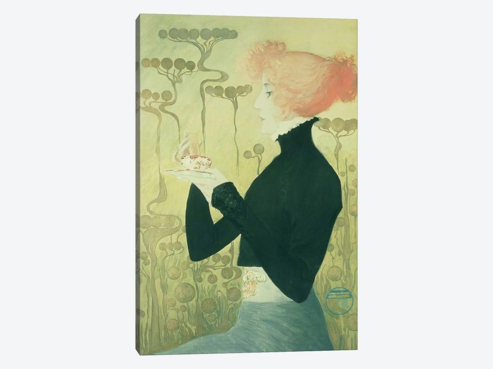 Portrait of Sarah Bernhardt by Manuel Orazi 1-piece Canvas Wall Art