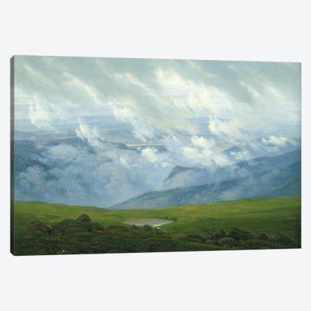 Drifting Clouds  Canvas Print #BMN1879} by Caspar David Friedrich Art Print