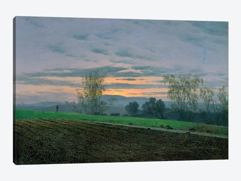 Ploughed Field, c.1830  by Caspar David Friedrich 1-piece Art Print