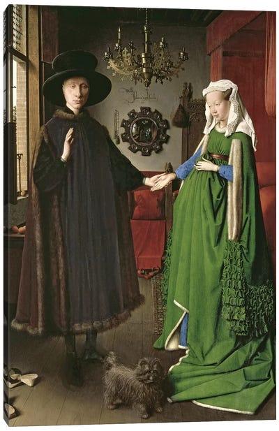 The Portrait of Giovanni  Canvas Art Print