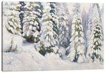Winter Tale, 1913  Canvas Art Print