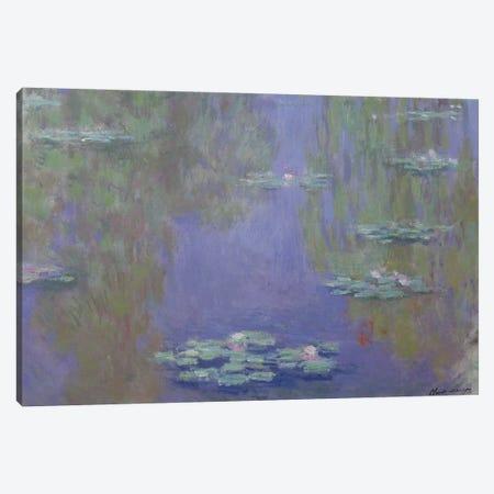 Waterlilies, 1903  Canvas Print #BMN2001} by Claude Monet Canvas Art