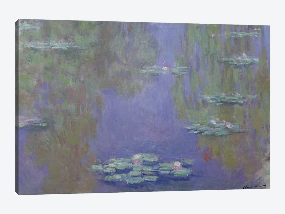 Waterlilies, 1903  by Claude Monet 1-piece Canvas Wall Art