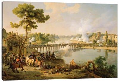 General Bonaparte  Canvas Art Print