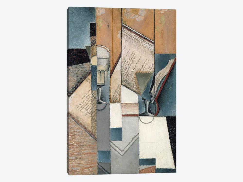 The Book, 1913  by Juan Gris 1-piece Canvas Art
