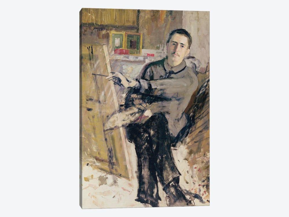 Self Portrait, c.1907-08  by Roger de la Fresnaye 1-piece Canvas Artwork