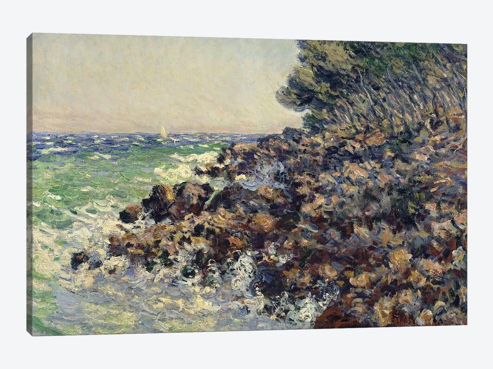 Cap Martin, 1884  by Claude Monet 1-piece Canvas Art