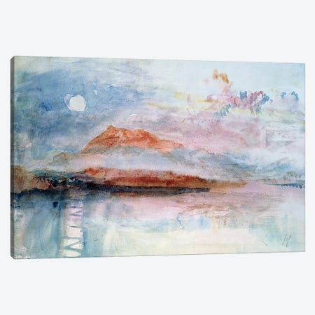 Righi, after 1830  Canvas Print #BMN2055} by J.M.W. Turner Canvas Wall Art