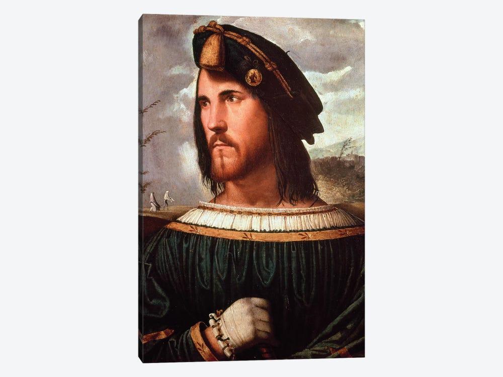 Cesare Borgia  by Altobello Meloni 1-piece Art Print