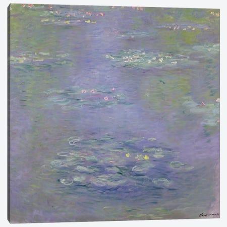 Waterlilies, 1903  Canvas Print #BMN2120} by Claude Monet Art Print