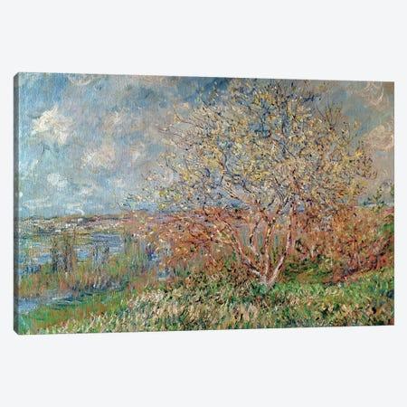 Spring, 1880-82  Canvas Print #BMN2122} by Claude Monet Art Print