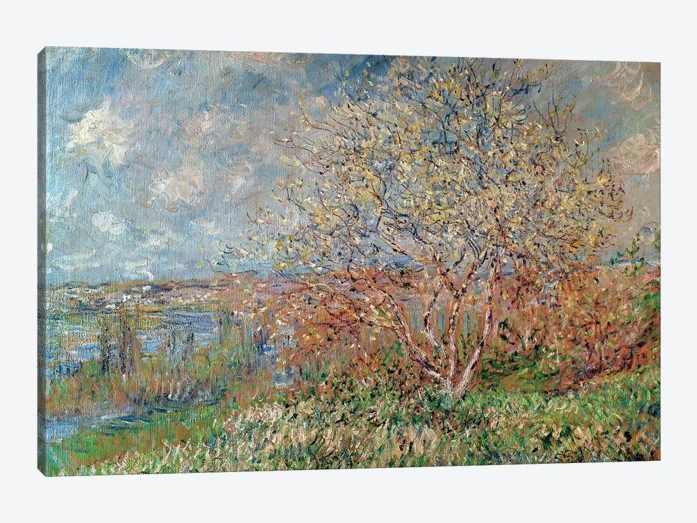 Spring, 1880-82  by Claude Monet 1-piece Canvas Artwork