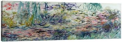 Waterlilies, 1917-19  Canvas Print #BMN2132