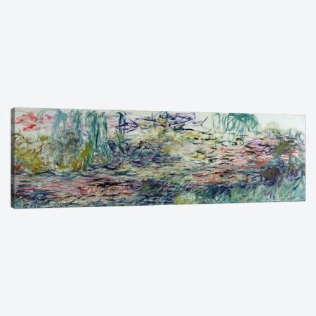 Waterlilies, 1917-19  Canvas Print #BMN2132} by Claude Monet Canvas Art