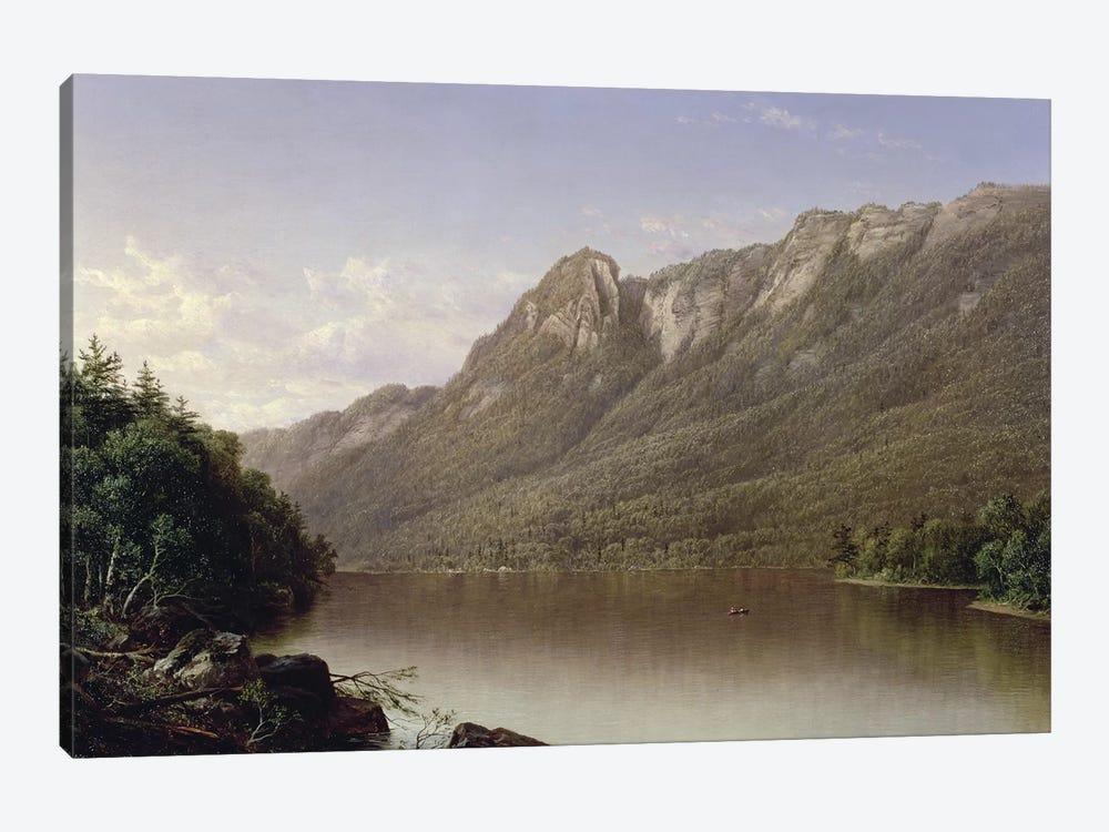 Eagle Cliff, Franconia Notch, New Hampshire  by David Johnson 1-piece Canvas Print