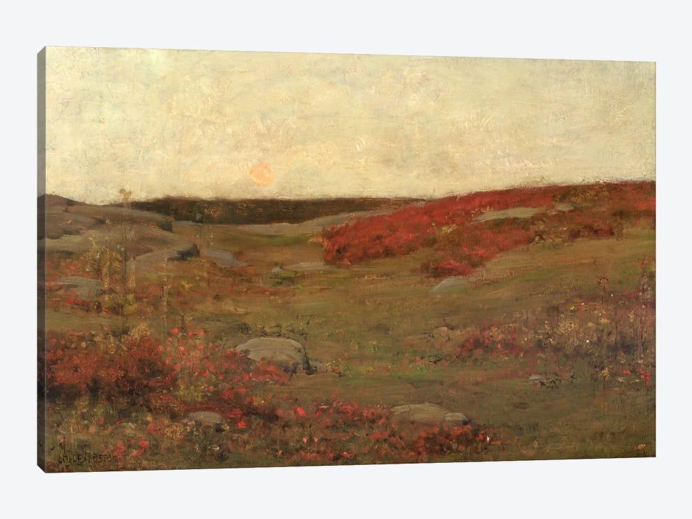 Sunrise, Autumn, c.1885  by Childe Hassam 1-piece Canvas Artwork