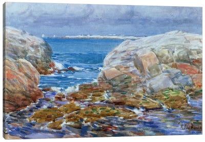 Duck Island, Isles of Shoals, 1906  Canvas Art Print