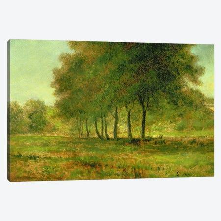 Summer  Canvas Print #BMN2157} by George Inness Sr. Art Print