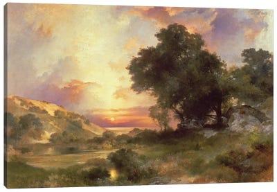 Landscape, 1920  Canvas Art Print