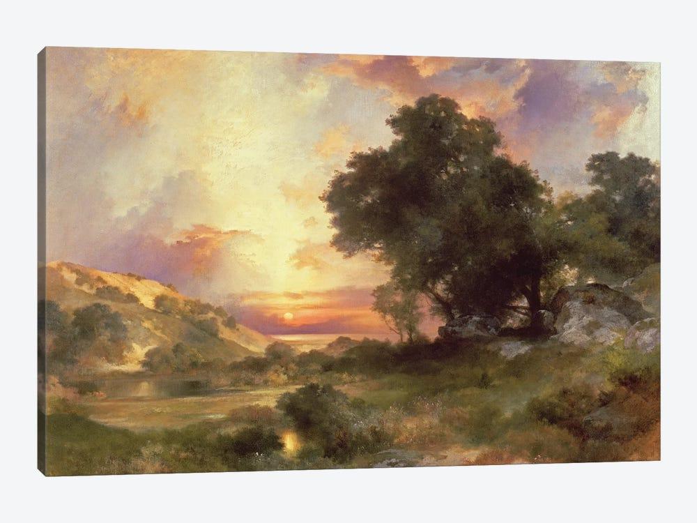 Landscape, 1920  by Thomas Moran 1-piece Canvas Artwork