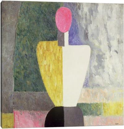 Torso, 1928-32  Canvas Art Print