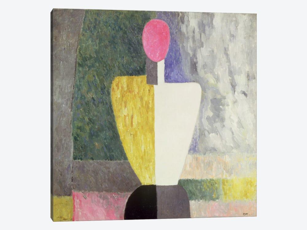 Torso, 1928-32  by Kazimir Severinovich Malevich 1-piece Art Print