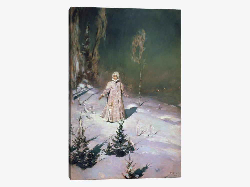 Snow Maiden, 1899  by Victor Mikhailovich Vasnetsov 1-piece Canvas Art