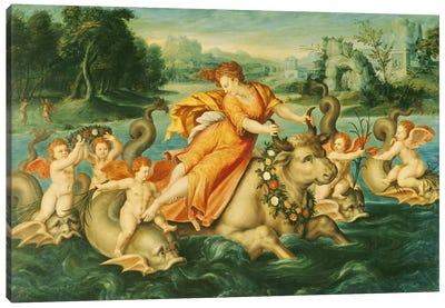 The Rape of Europa  Canvas Print #BMN2267