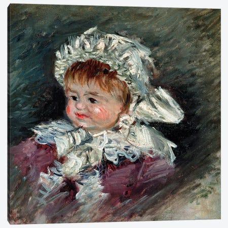Michel Monet  Canvas Print #BMN2320} by Claude Monet Canvas Print