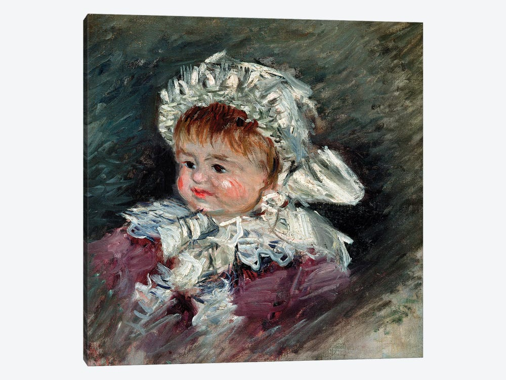Michel Monet  by Claude Monet 1-piece Art Print