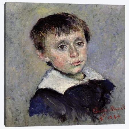 Jean Monet  Canvas Print #BMN2321} by Claude Monet Canvas Art Print