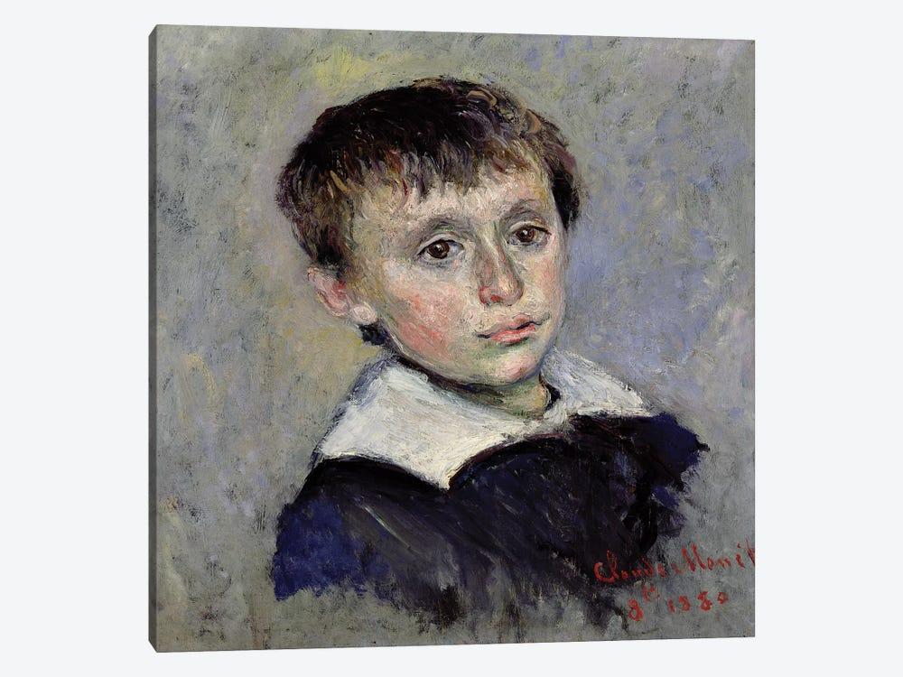 Jean Monet  by Claude Monet 1-piece Canvas Wall Art