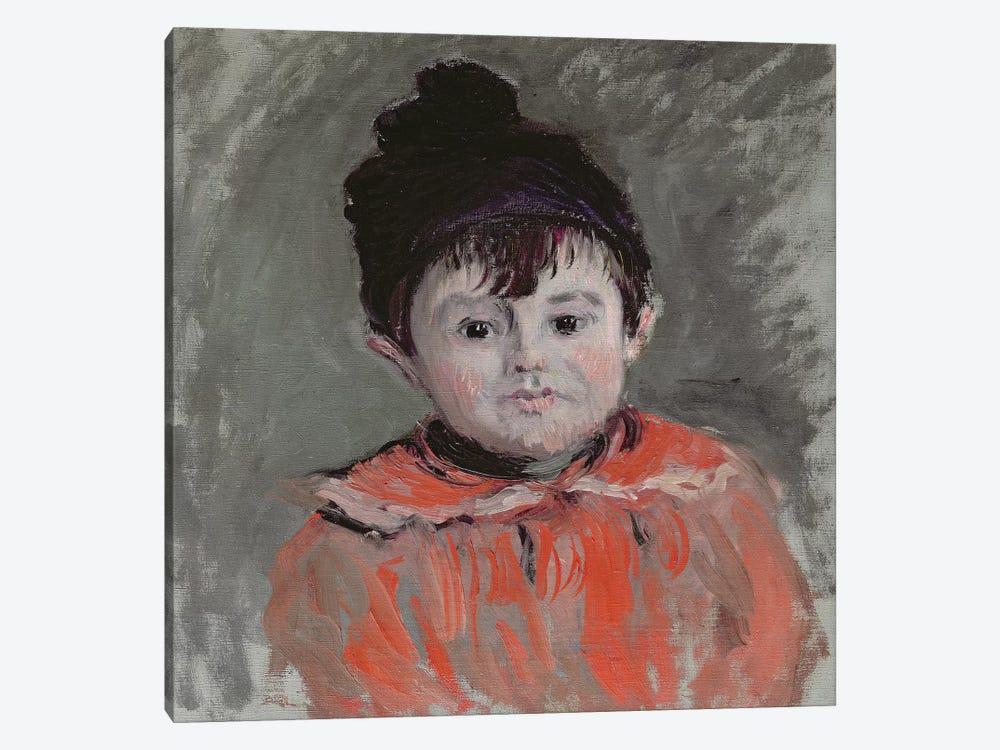 Michel Monet  by Claude Monet 1-piece Canvas Art