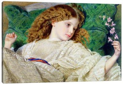 Dreams, c.1861  Canvas Art Print