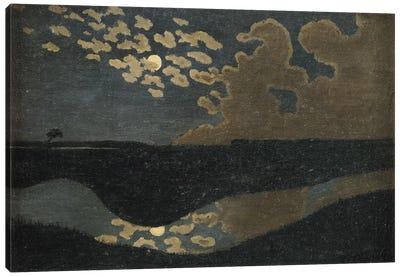 Moonlight, 1894  Canvas Art Print