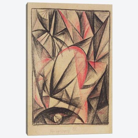 Rhythm of Forms  Canvas Print #BMN2364} by Alexander Bogomazov Canvas Art