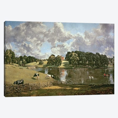 Wivenhoe Park, Essex, 1816  Canvas Print #BMN2406} by John Constable Canvas Art Print