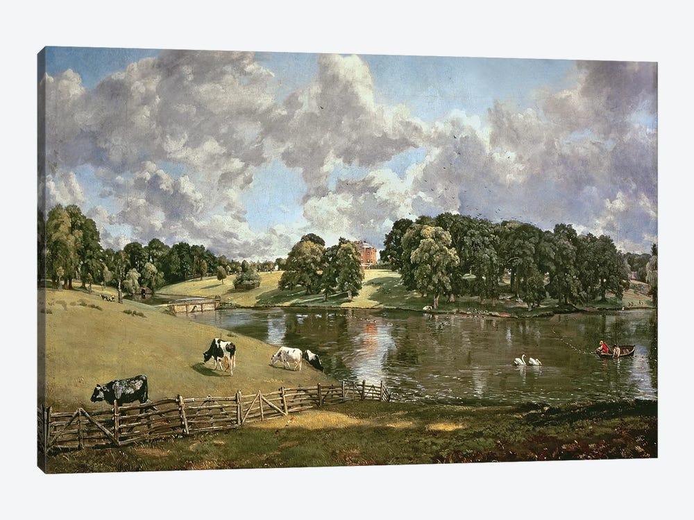 Wivenhoe Park, Essex, 1816  by John Constable 1-piece Canvas Wall Art