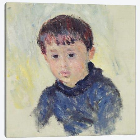 Michel Monet  Canvas Print #BMN2416} by Claude Monet Canvas Artwork