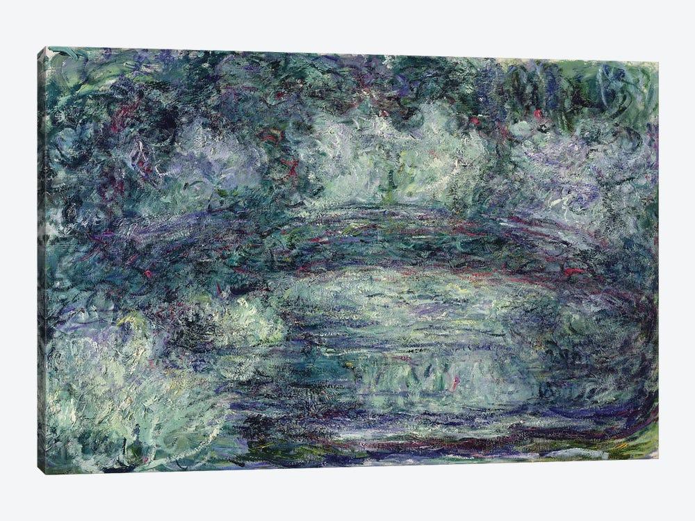 The Japanese Bridge, 1918-19   by Claude Monet 1-piece Canvas Artwork