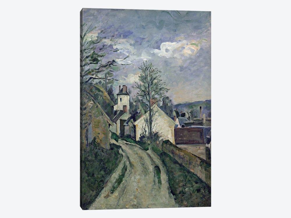 The House of Doctor Gachet  by Paul Cezanne 1-piece Art Print