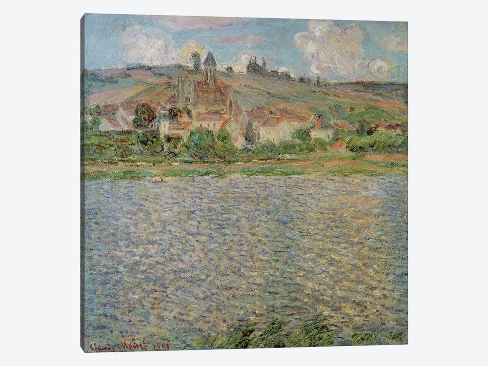 Vetheuil, 1901  by Claude Monet 1-piece Canvas Art Print