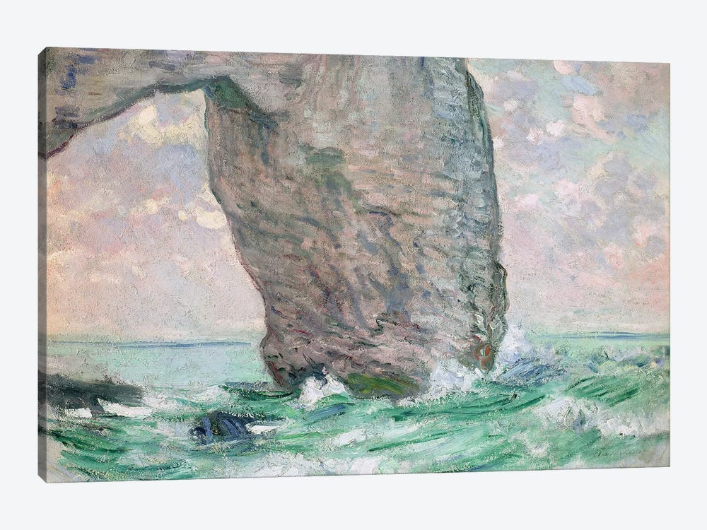 La Manneporte a Etretat, c.1883-85  by Claude Monet 1-piece Art Print