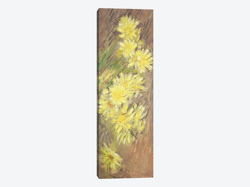 Marguerites Jaunes, 1883-84  by Claude Monet 1-piece Canvas Artwork