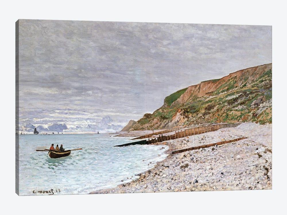 La Pointe de la Heve, 1864  by Claude Monet 1-piece Art Print